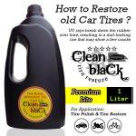Harga Semir Ban Motor Murah – Tire Restore 1 Liter