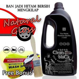 Semir Ban Mobil - Semir Ban Clean Black
